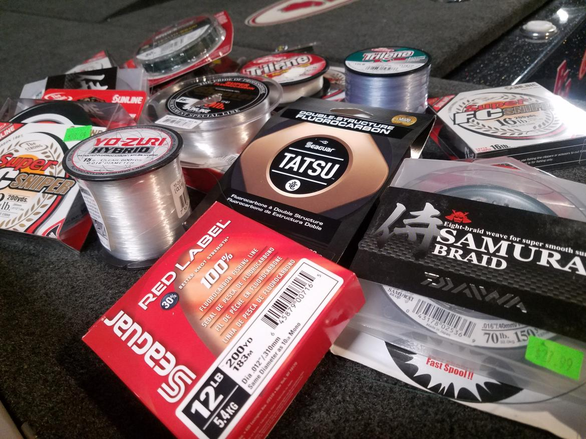 Having Trouble Picking a Fishing Line This Year? Me Too! | Angler Hub