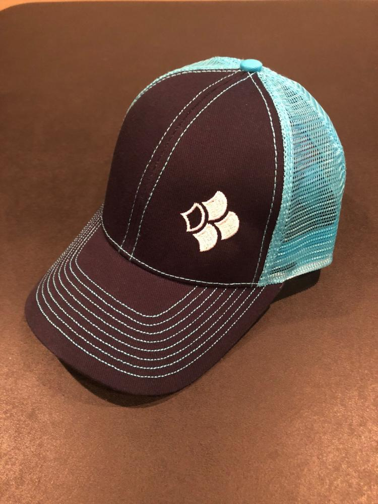 AnglerHub Electric Blue Hat