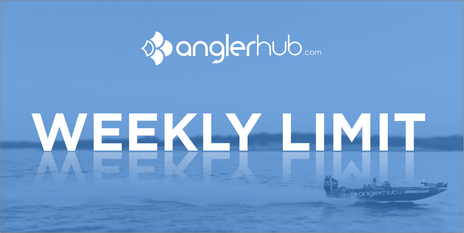 Angler Hub Weekly Limit