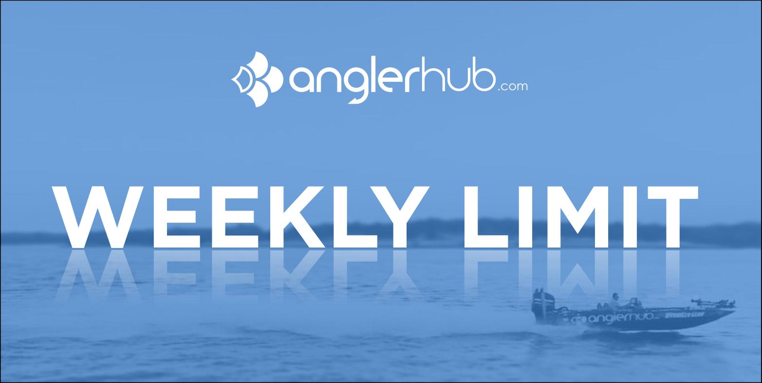 Angler Hub Weekly Limit