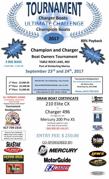 ULTIMATE CHALLENGE -Tournament Flyer